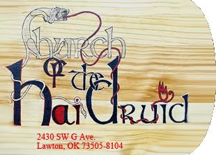Church of the Hai Druid logo