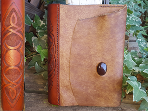 TripMoon-leather-book-cover