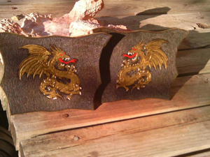 bracers-custom-dragon