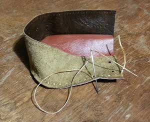 handsewn Mystery Pouch